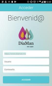 DiaMan poster