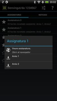 CV UAB Android - Sé Autónomo! apk screenshot