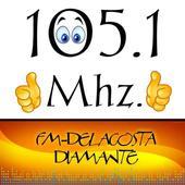 FM DIAMANTE 105.1 icon