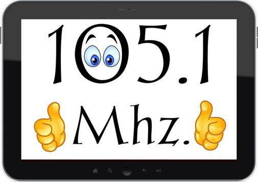 FM DIAMANTE 105.1 screenshot 1