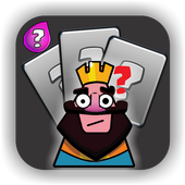 Decorate the Elixir of Cards of the Clash Royale icon