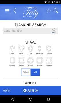 Taly Diamonds apk screenshot