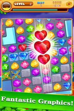 Jewels Match 3 Games screenshot 4