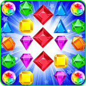 Genies and Gems or Jewels icon