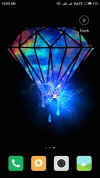 Diamond Wallpaper poster