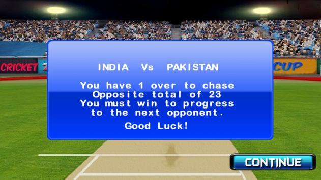Cricket Mania 2017 apk screenshot
