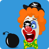Clowns Want To Be Pirates icon