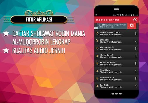 Sholawat Robin Mania screenshot 2