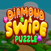Diamond Swipe Puzzle icon