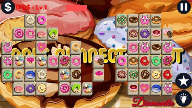 ONET CONNECT DONUTS screenshot 5
