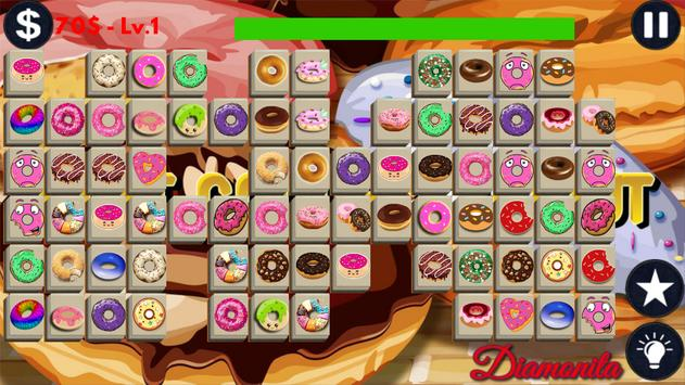 ONET CONNECT DONUTS screenshot 1