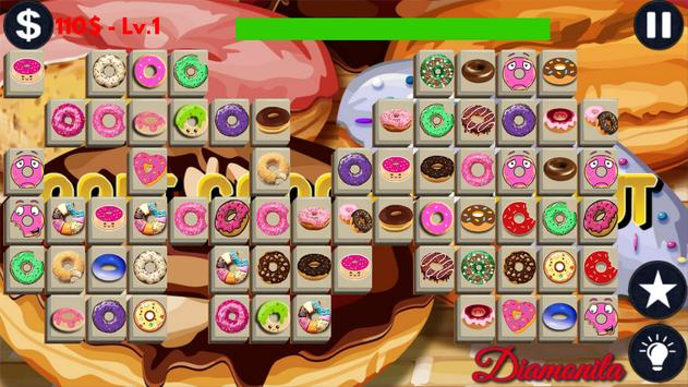 ONET CONNECT DONUTS screenshot 2
