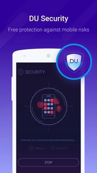 DU Speed Booster & Optimizador captura de pantalla de la apk