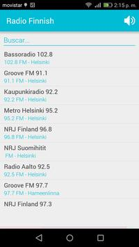 Radio Finland - Radio Suomi poster