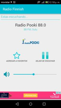 Radio Finland - Radio Suomi screenshot 1