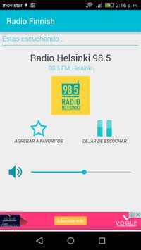 Radio Finland - Radio Suomi screenshot 3