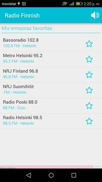 Radio Finland - Radio Suomi screenshot 7