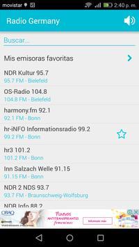 Radio Deutschland screenshot 3
