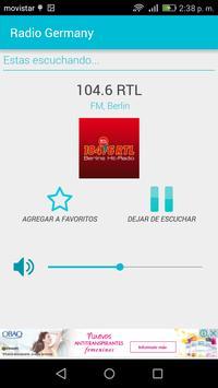 Radio Deutschland screenshot 1