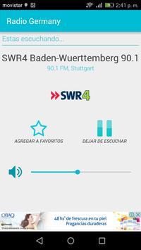Radio Deutschland screenshot 2