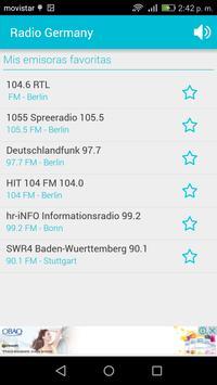 Radio Deutschland screenshot 7