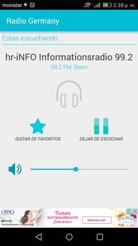 Radio Deutschland screenshot 4