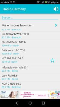 Radio Deutschland screenshot 5
