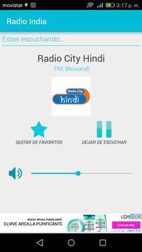 Radio India screenshot 5