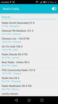 Radio India poster