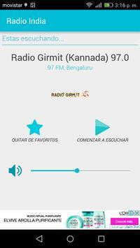 Radio India screenshot 11