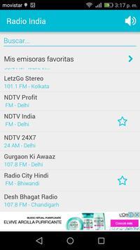 Radio India screenshot 17