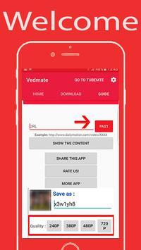 Guide for V free Vid Maite App screenshot 1