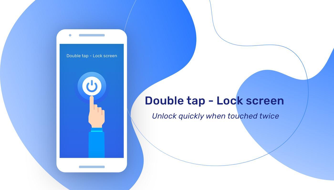 Double tap lock and unlock | Tap Tap App ( Screen On. 2019 ...