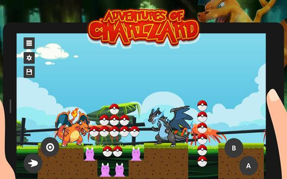 Super Charizard: Dragon Adventure apk screenshot