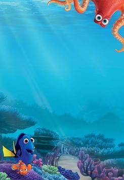 Finding Nemo Wallpaper Poster Apk Screenshot