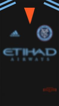New York City FC Wallpaper screenshot 3