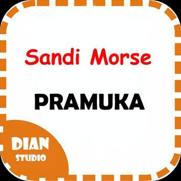 Sandi Morse Pramuka poster