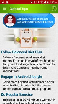 Diabetes Care Diet & Nutrition screenshot 7