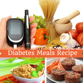Diabetes Meals Recipes icon