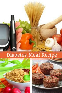 Diabetes Meals Recipes poster