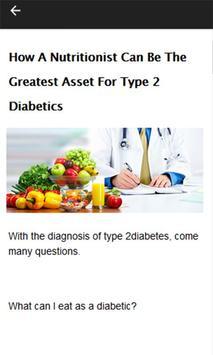 Diabetic Diet apk screenshot