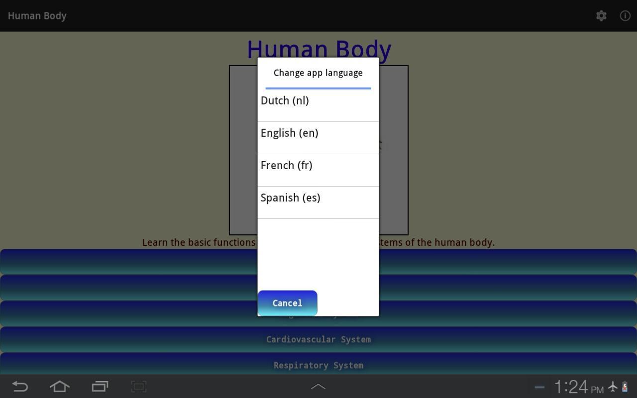 Increíble Anatomía Aplicaciones Gratuitas Inspiración - Imágenes de ...