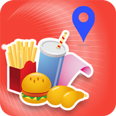 Restaurant Finder-What to Eat? icon
