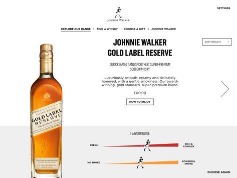 JW Whisky Navigator screenshot 1
