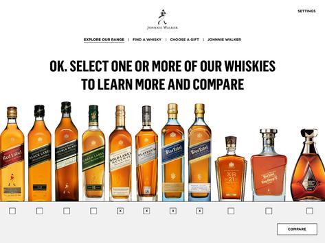 JW Whisky Navigator screenshot 2