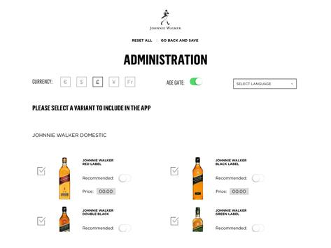 JW Whisky Navigator screenshot 4