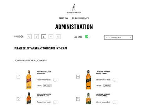 JW Whisky Navigator screenshot 9