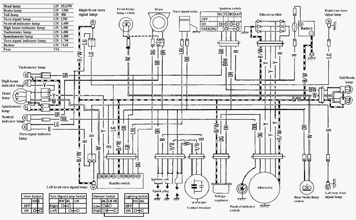 sketch wiring diagram a motorcycle for Android - APK Download on a transmission diagram, a motor diagram, a roofing diagram, a regulator diagram, a radiator diagram, a body diagram, a fuse diagram, a relay diagram,