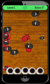 Kill The Ninja apk screenshot
