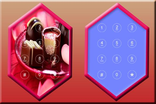 Chocolate Dialer Theme poster